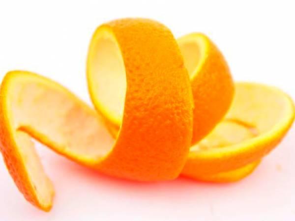 پوست پرتقال برای درمان زیبایی