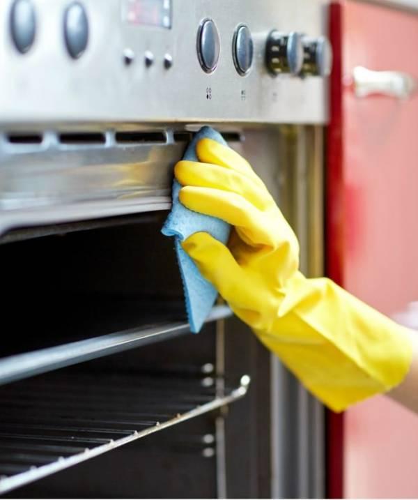 روش تمیز کردن فر اجاق گاز