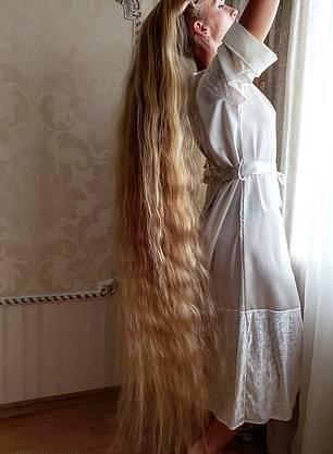 موهای دو متری