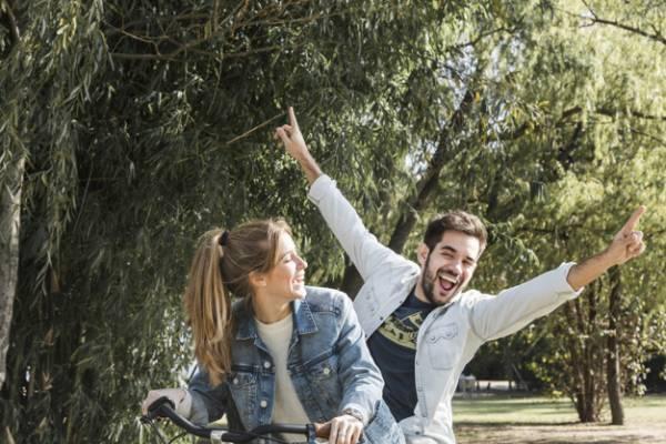 دوچرخه سواری برای جوان شدن