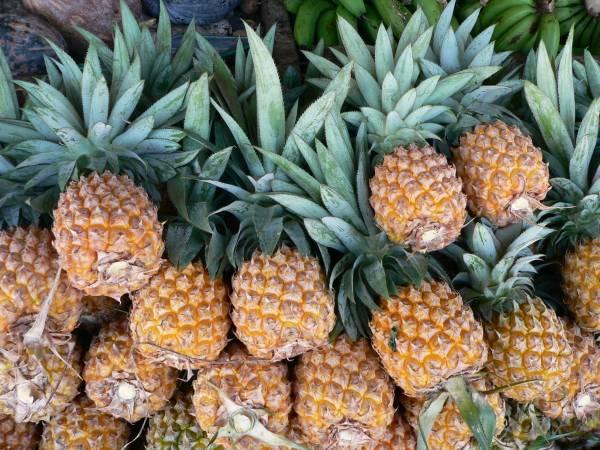 خاصیت میوه آناناس