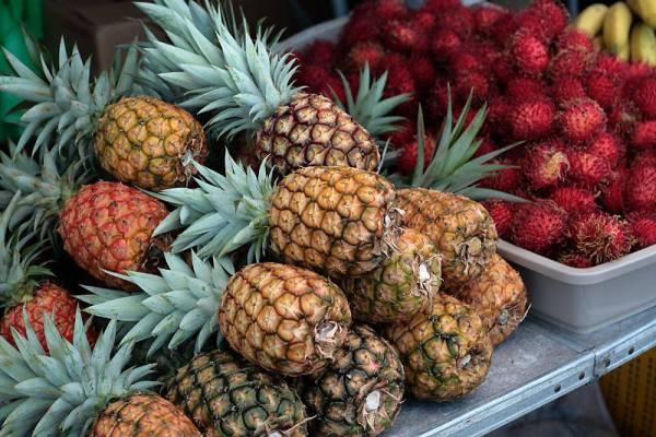 فواید میوه آناناس