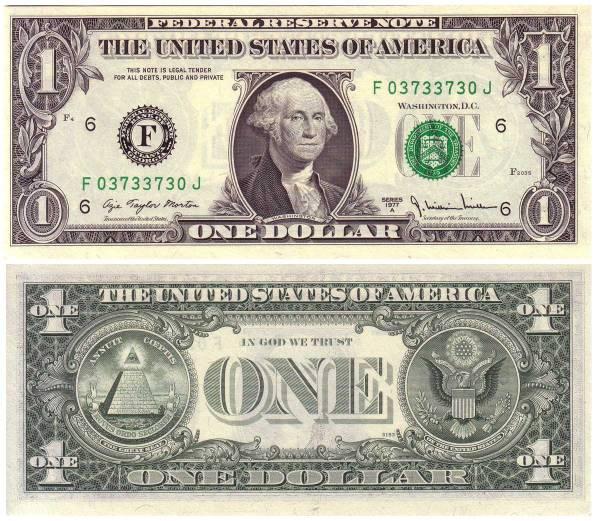 نحوه تشخیص دلار تقلبی