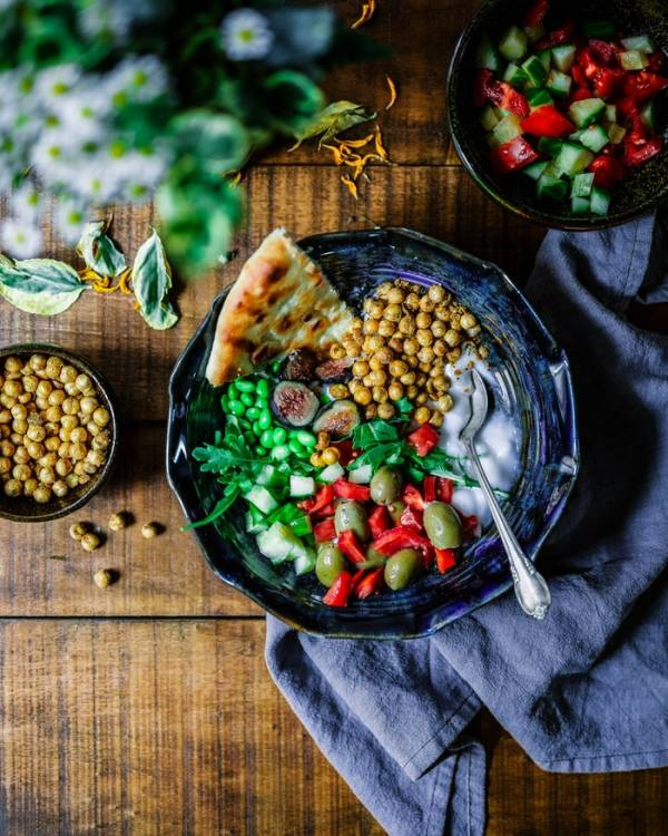 اصول تغذیه سالم