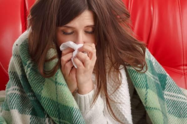 درمان آنفولانزا فصلی