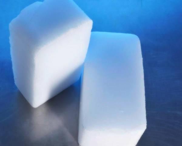 خواص یخ خشک