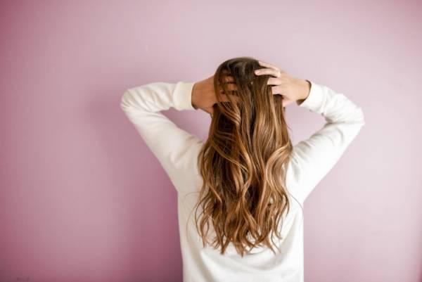 داشتن موهای پر پشت