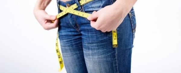 درمان اضافه وزن شکم
