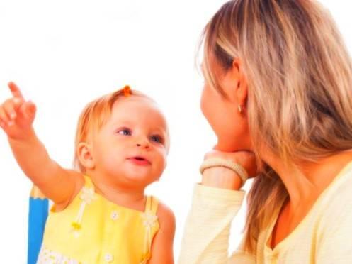 علت و درمان دیر حرف زدن کودک