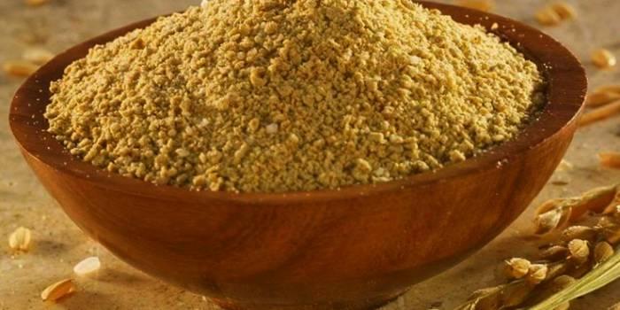 خاصیت سبوس برنج