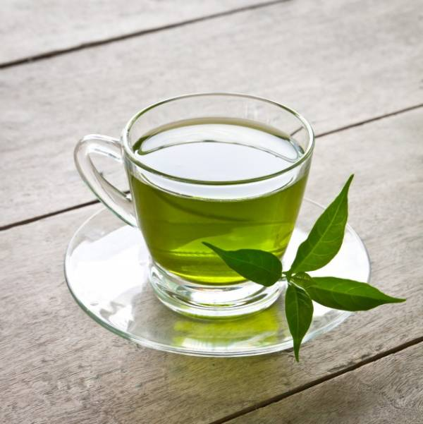 مصرف چای سبز