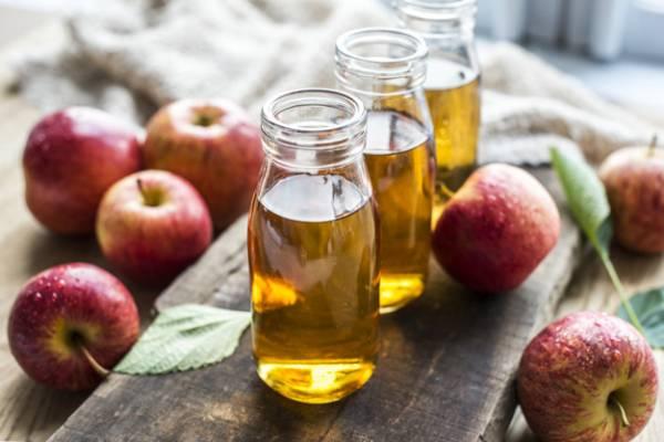 مصرف سرکه سیب