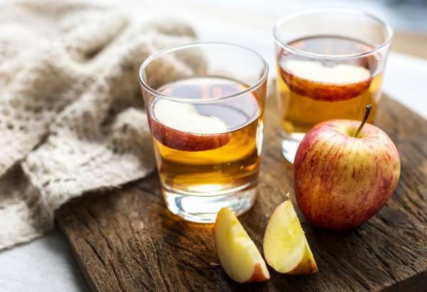 سرکه سیب و لاغری