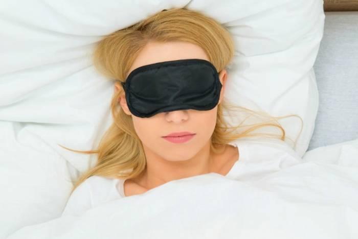 چشم بند برای خواب