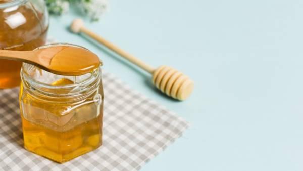عسل برای سرفه
