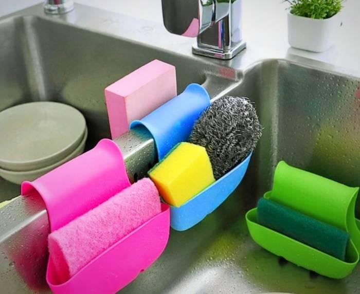 شستن اسکاچ ظرفشویی