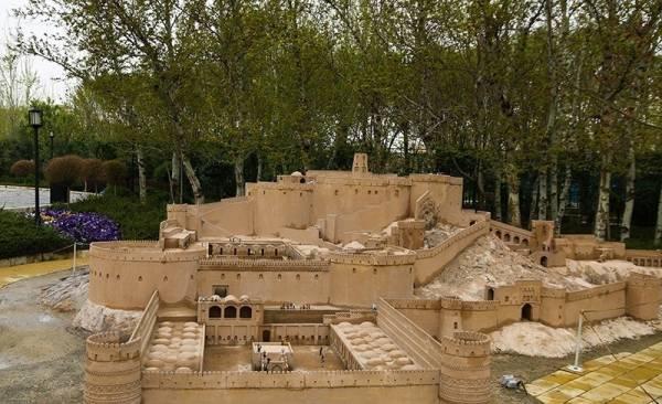 باغ موزه مینیاتور