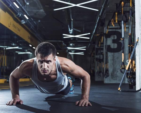 تمرین کاهش وزن