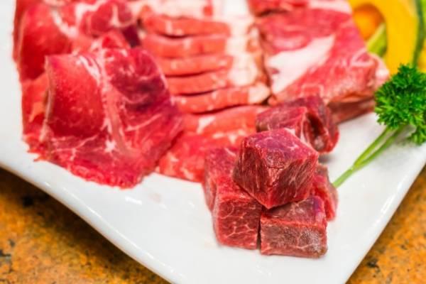خواص گوشت قرمز