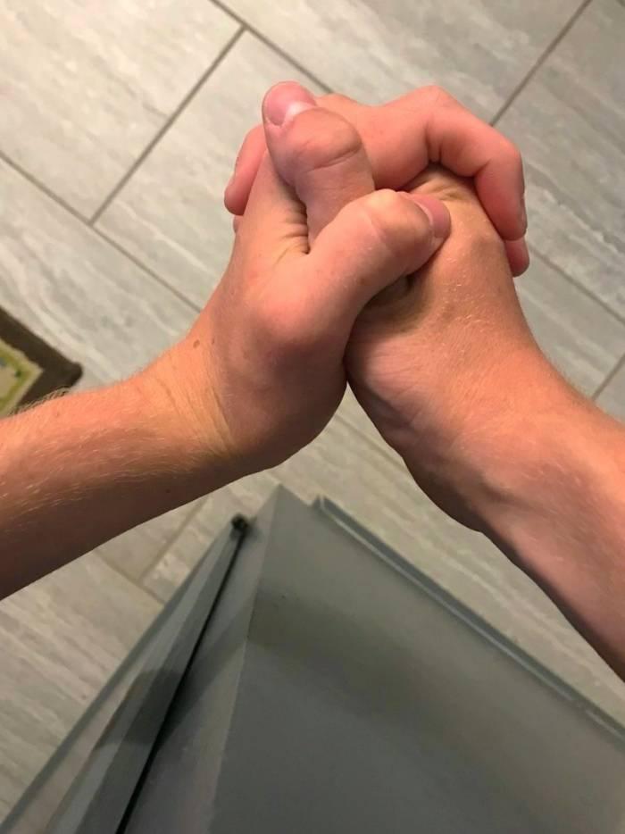 شخصیت انگشتان دست