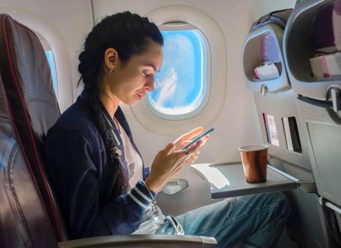 درد پا در هواپیما