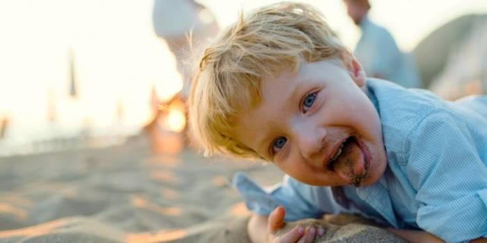 بیماری پیکا کودک
