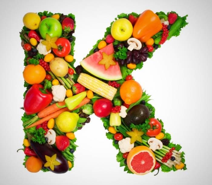 خواص ویتامین k