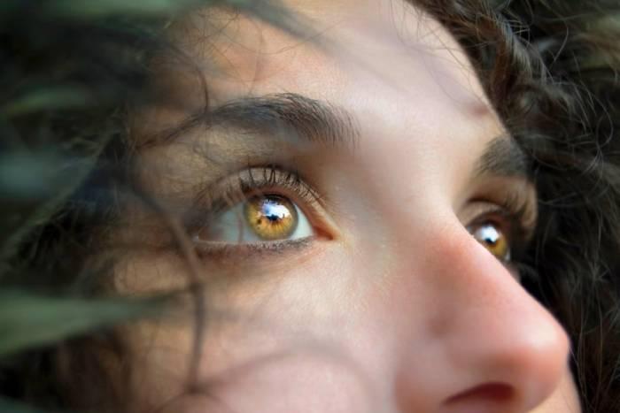 تقویت چشم