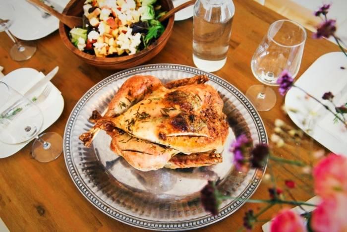 خواص و کلسیم مرغ