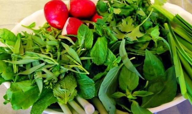 نگهداری سبزی خوردنی