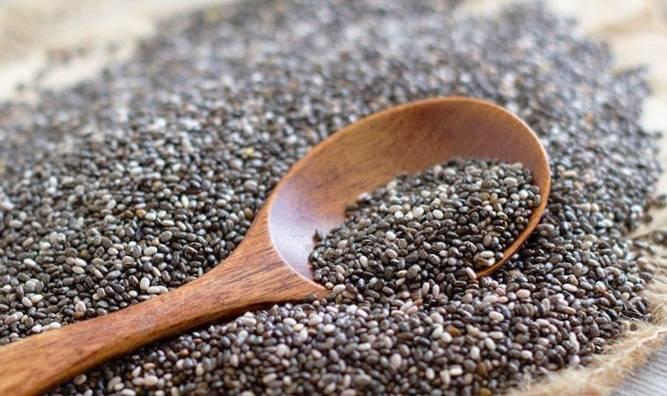 دانه چیا برای لاغری