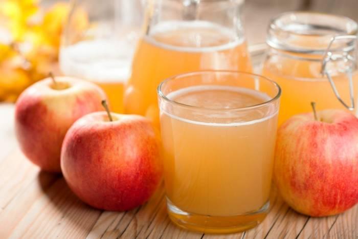 آب سیب برای اسهال