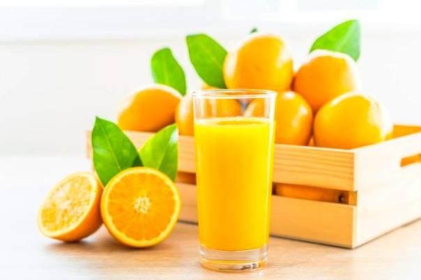 آب پرتقال برای لاغری