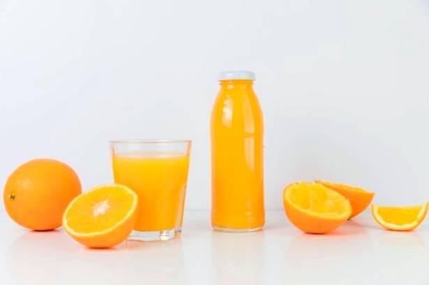 آب پرتقال برای پوست