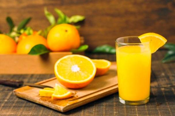 حساسیت به آب پرتقال