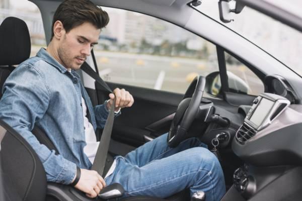 کمردرد رانندگی