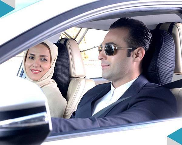 کمردرد هنگام رانندگی