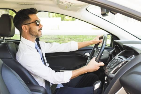 کمردرد حین رانندگی