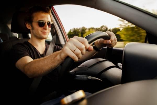 کمردرد و رانندگی