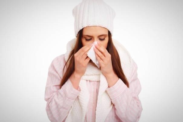 درمان آنفولانزا و سرماخوردگی