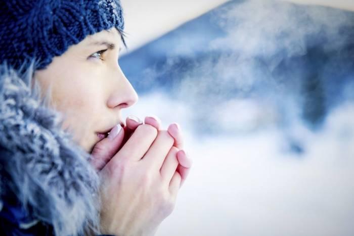 کاهش دمای بدن
