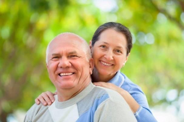 دلیل ازدواج سالمندان