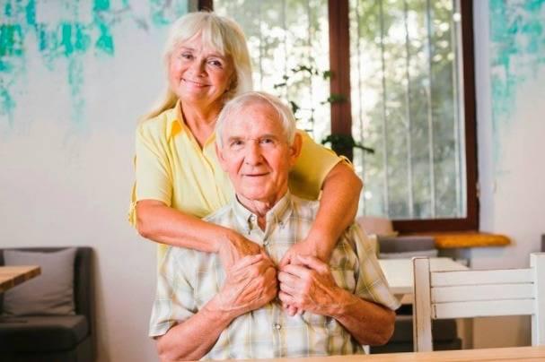 ازدواج سالمندی