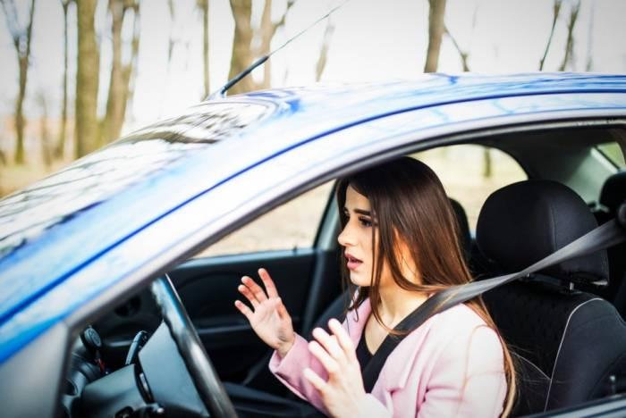 ترسیدن از رانندگی