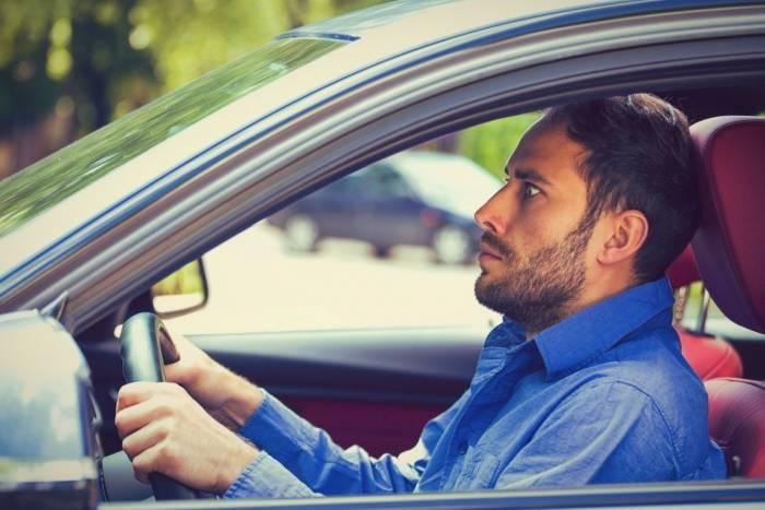 ترس رانندگی کردن