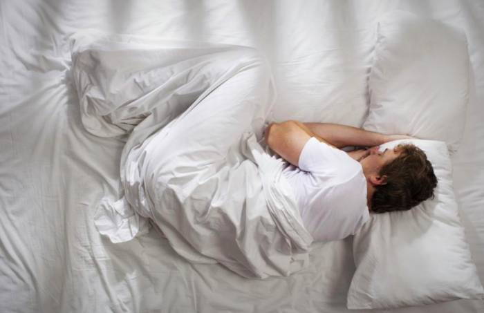 شخصیت شناسی از خوابیدن