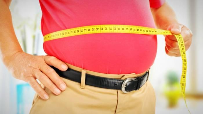 چاقی و اضافه وزن
