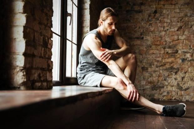 درد عضلانی ورزش