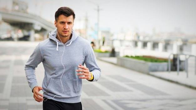ورزش قبل از غذا