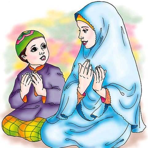 راههای نماز خوان شدن فرزندان